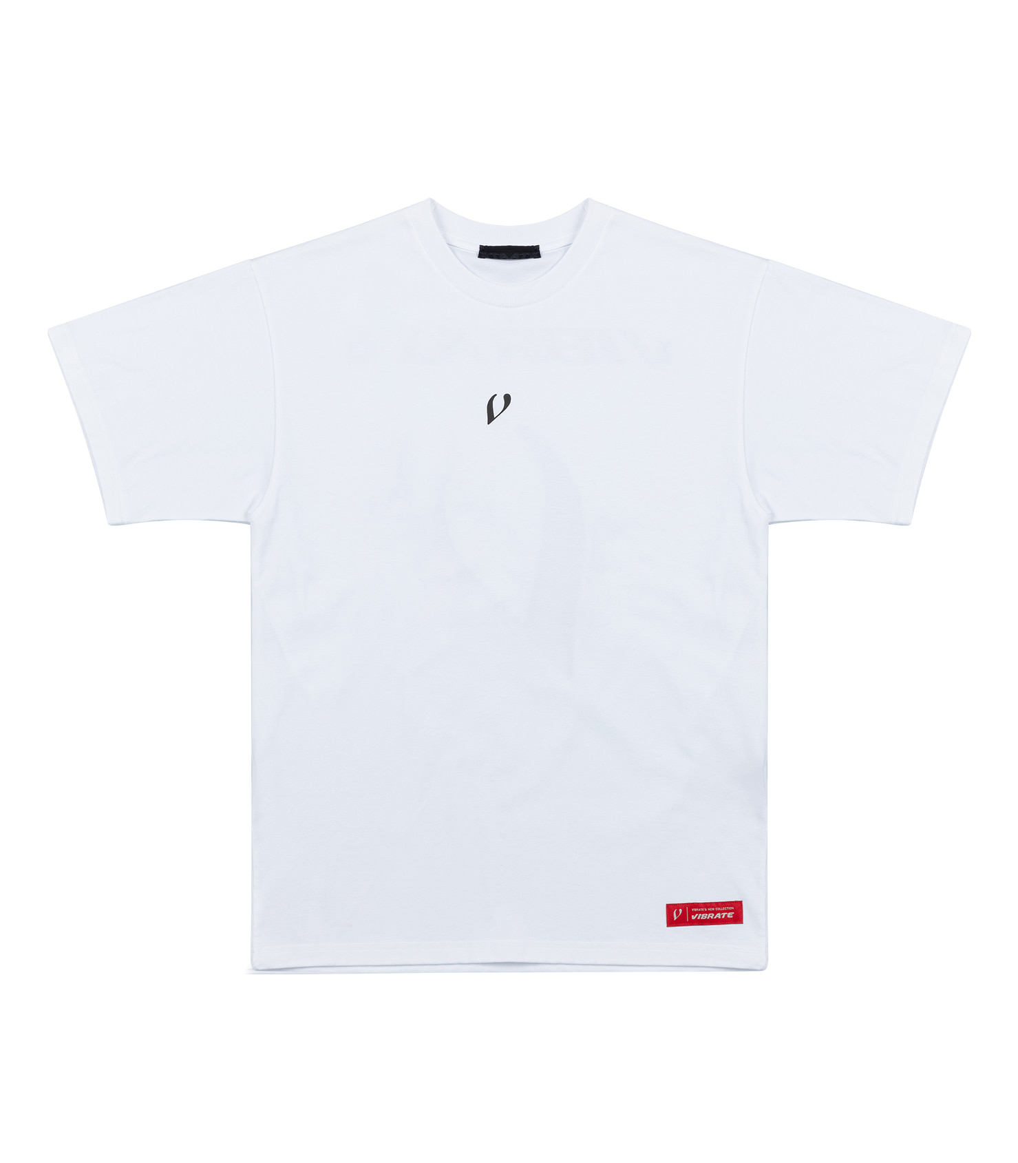 V FLASH M005 T-SHIRT (WHITE)