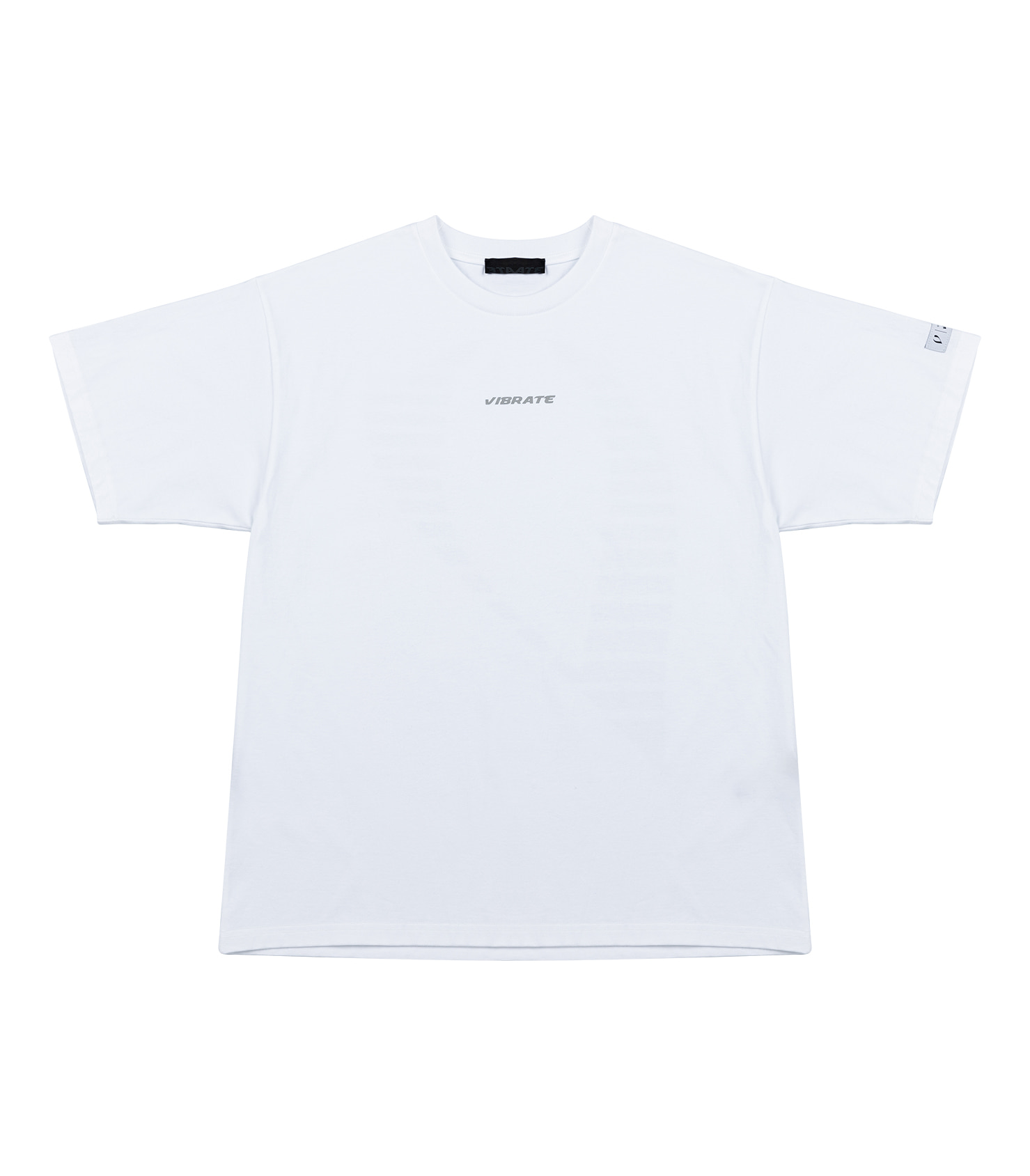 V FLASH M002 T-SHIRT (WHITE)