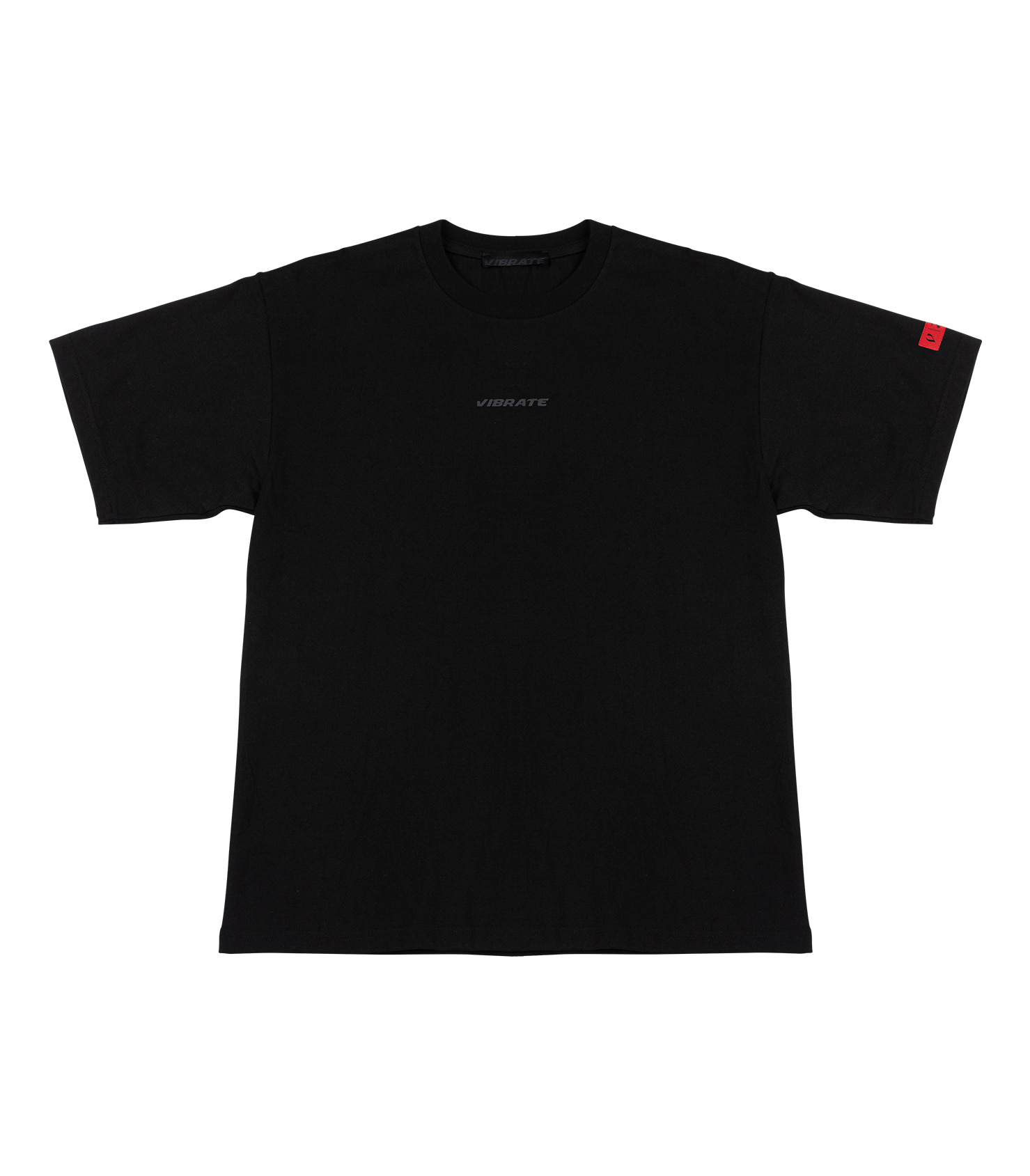 V FLASH M002 T-SHIRT (BLACK)