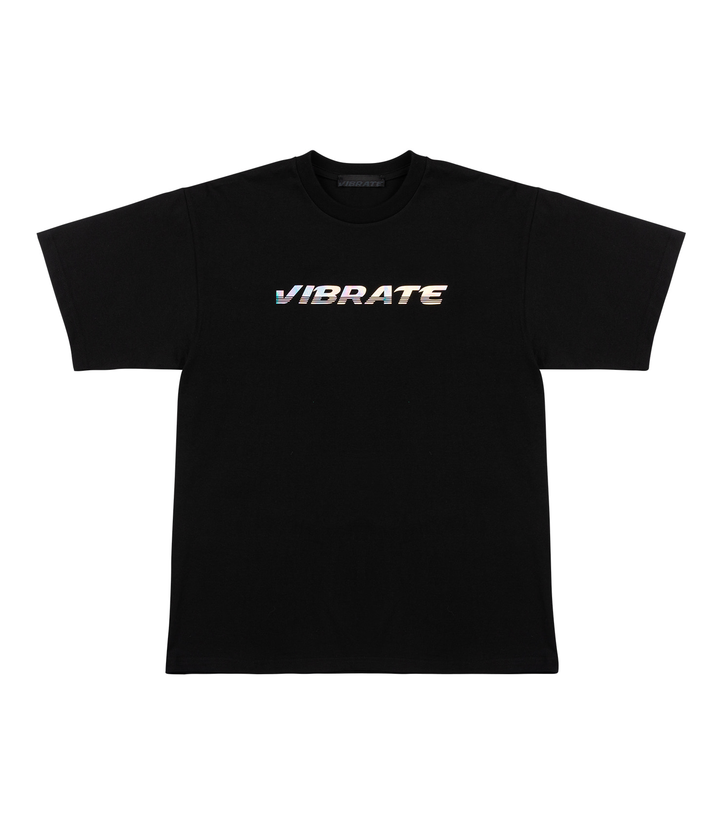 V FLASH M010 T-SHIRT (BLACK)