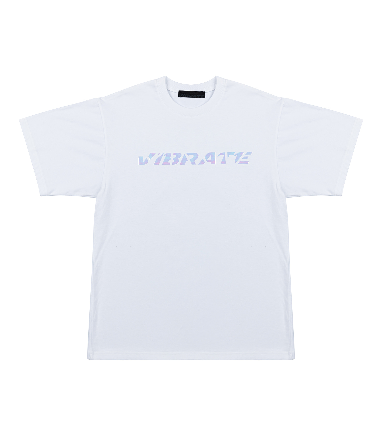 V FLASH M007 T-SHIRT (WHITE)